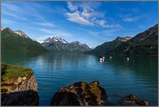redoubt mountain lodge  lake clark