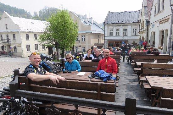 Stramberk, Czech Republic: čekání na obsluhu