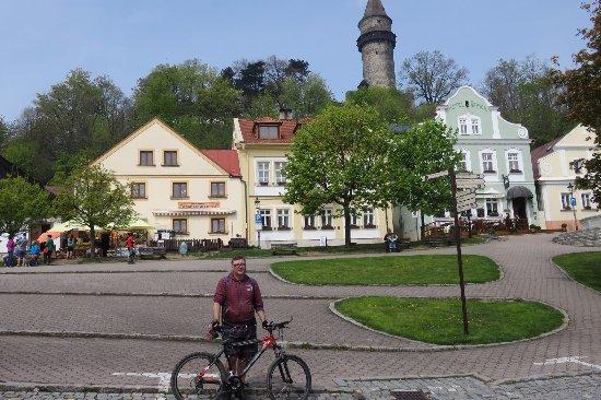 Stramberk, Czech Republic: náměstí