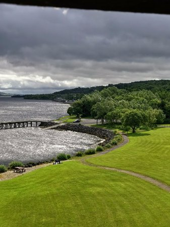 Port Glasgow, UK: Another view from the top
