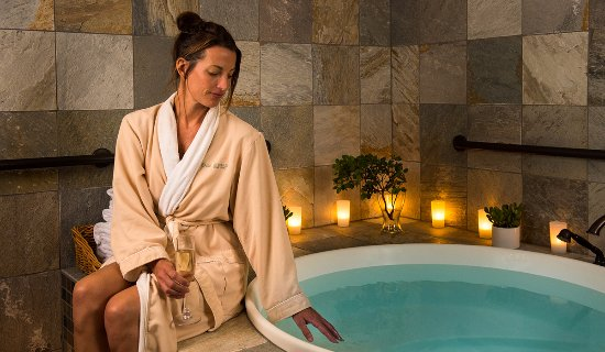 Sunriver, OR: Sage Springs Private Wet Spa