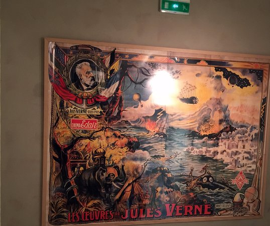 Musee jules verne de nantes france top tips before you for Piscine jules verne