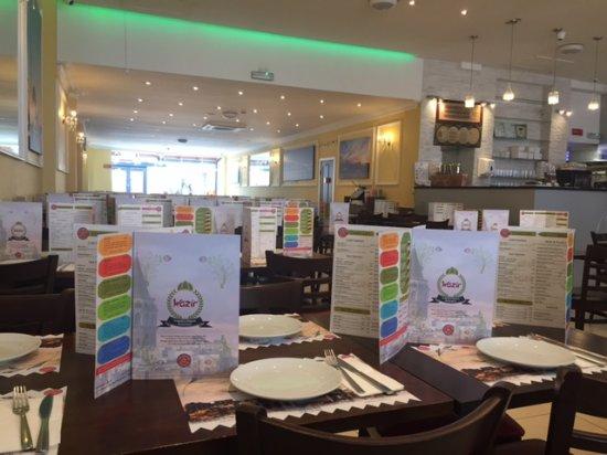 Ilford, UK: Overall Restaurant