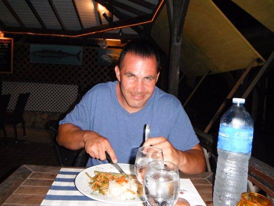 Le Taitu: Husband's meal