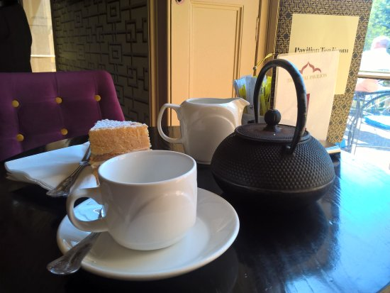 Royal Pavilion: Tea in the tea room