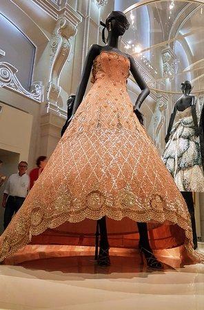Expo Dior Les Arts Decoratifs
