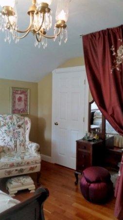 Interlaken, NY: Buon Amore - Good Love Room
