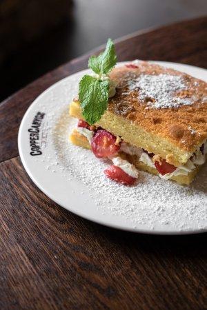 Lanham, MD: Stuffed French Toast
