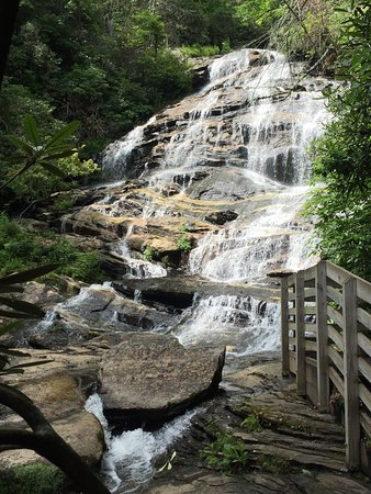 Jackson County, NC: Middle Falls