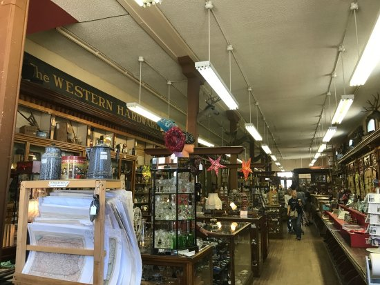 Western Hardware Antique Mall