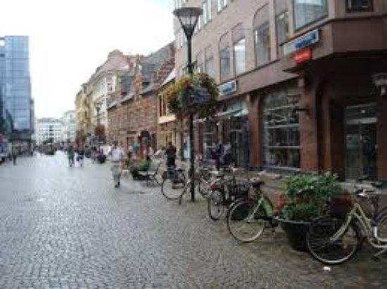 Södergatan Street: Sodergatan Street, Malmo, Sweden