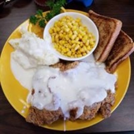 Hewitt, TX: Chicken Fried Steak everyday