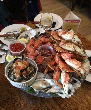 Fairbanks Seafood Restaurants