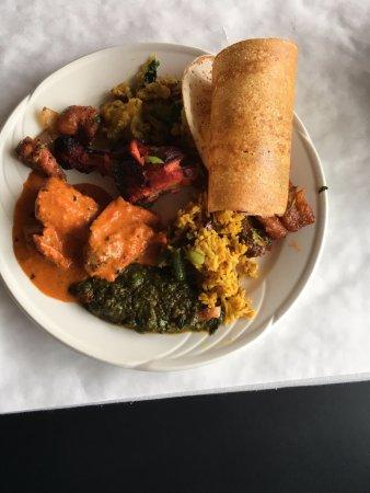 Kanishka : A buffet sampling