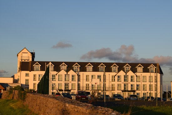 Rosses Point, ไอร์แลนด์: Yeats Country Hotel