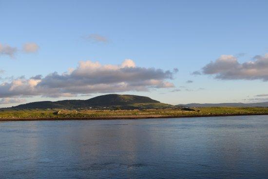 Rosses Point, Ireland: Utsikt utanför hotellet