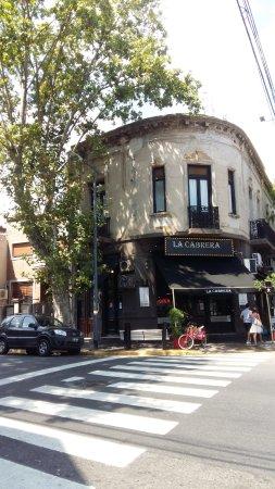 06 Soho Suites: Fica em cima do restaurante maravilhoso La Cabrera