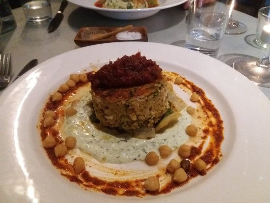 Cafe Paradiso: Flavoursome food beautifully presented!