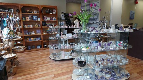 ‪The Rock Shop of Kleinburg Mystical Crystals & More‬
