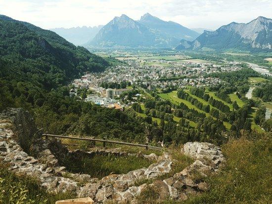 Pfaefers Dorf, Sveits: IMG_20170709_163228_828_large.jpg