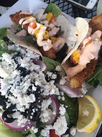 Puslinch, Canada: Fish Tacos