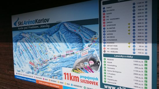 Ski Resort Karlov