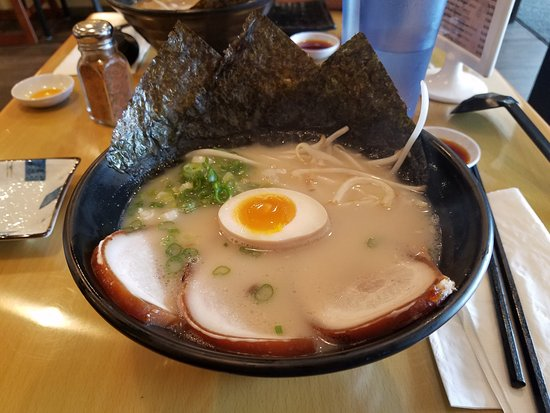 Edmonds, WA: Arashi Ramen Bowl