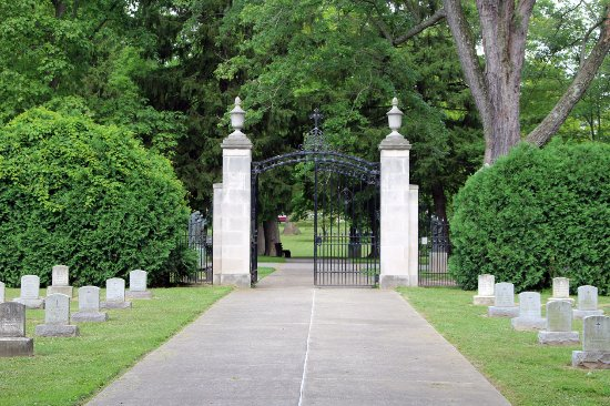 Saint Mary Of The Woods >> Saint Mary Of The Woods Cemetery Picture Of Saint Mary Of