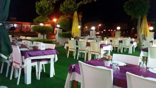 Arsuz, Turkey: Yakamoz Restaurant