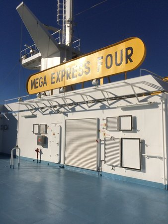 corsica ferries mega express 4 photo de corsica ferries bastia tripadvisor. Black Bedroom Furniture Sets. Home Design Ideas