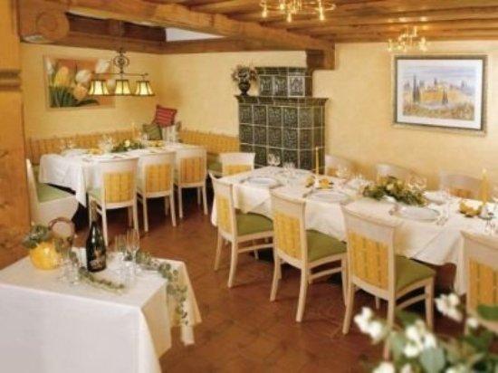 Flair Hotel zum Storchen: Restaurant