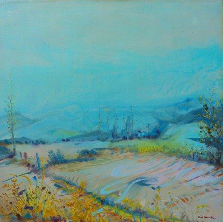 Yimi Pereyra - Pintura