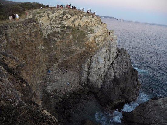 Punta Cometa : Un atardecer inigualable