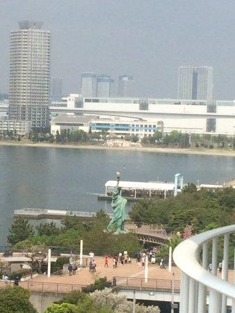 muy buen hotel para disfrutar Tokio desde otra perspectiva!