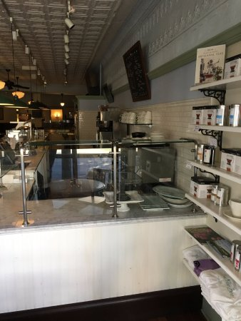 Delhi, Estado de Nueva York: Ice Cream, Coffee, Tea, and Food Prep Area