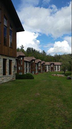 Grenville-sur-la-Rouge, Canadá: Hôtel Lac Carling