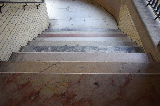 The Scotsman Steps