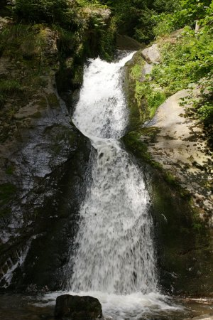 Rešov waterfalls