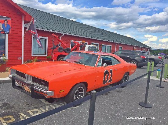 the general lee takes - photo #9