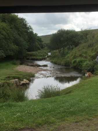 Exmoor National Park, UK: River Ex