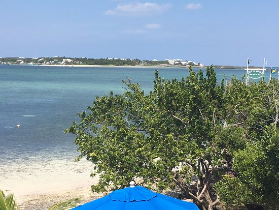 Île de Great Abaco : View from deck