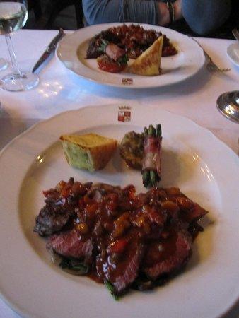 Lage-Vuursche, Nederländerna: Restaurant De Lage Vuursche