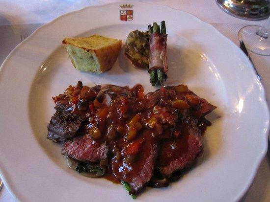 Lage-Vuursche, Holandia: Restaurant De Lage Vuursche