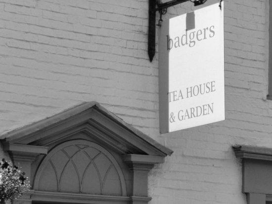 Alfriston, UK: Badgers