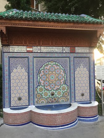 Marokkanerbrunnen