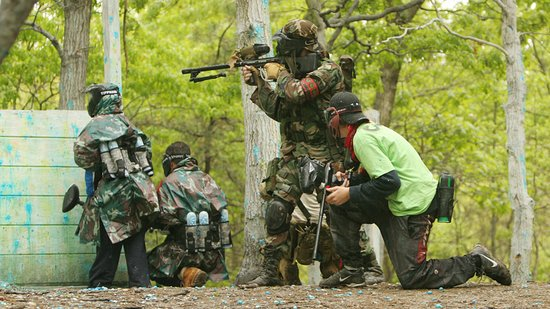 Cousins Paintball Long Island
