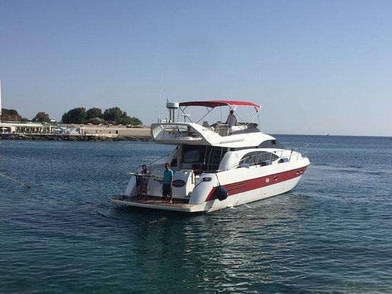Motor Yacht Prestige