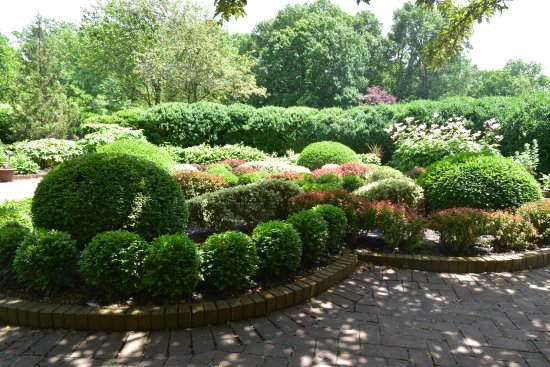 Westerville, OH: One of the Garden features in Inniswood Metro Gardens