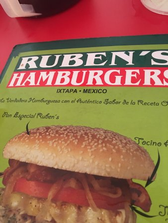 Ruben's Hamburgers: photo0.jpg