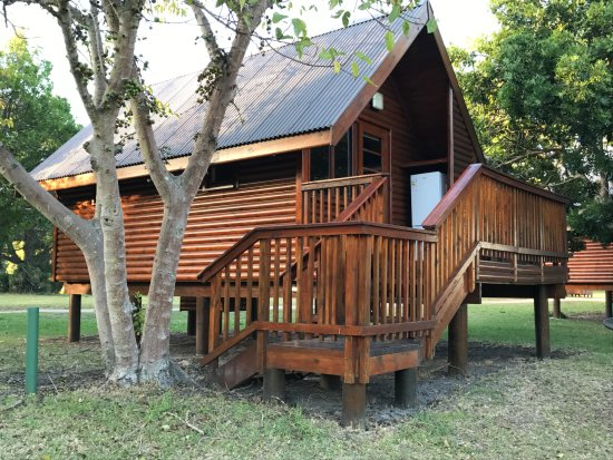 SANParks - Wilderness National Park - Forest Cabins: The cabin